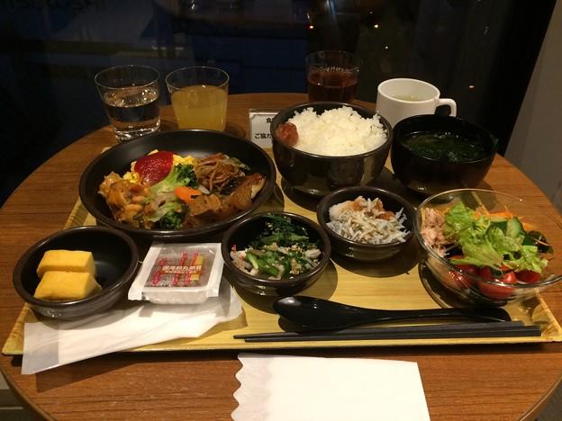 カンデオホテル松山 朝食