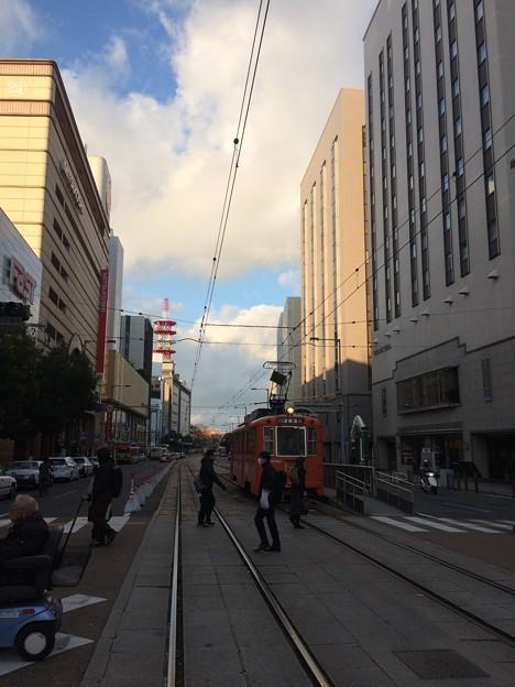 Photos: 大街道電停9