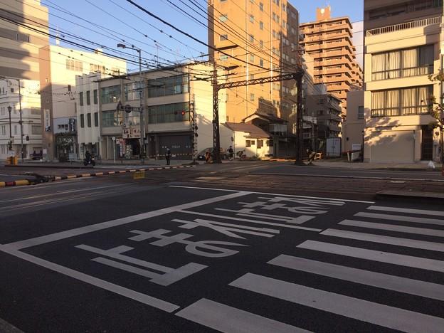 Photos: 伊予鉄ダイヤモンドクロス1