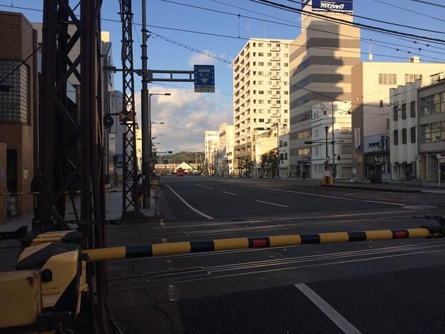 伊予鉄ダイヤモンドクロス8 ~大手町駅前・JR松山駅前~