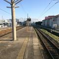 伊予市駅1