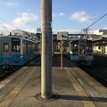 伊予市駅2