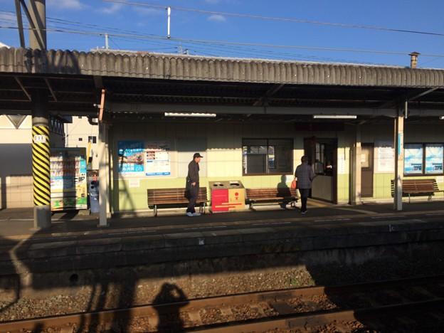 伊予市駅5