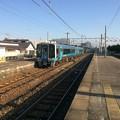 伊予市駅6