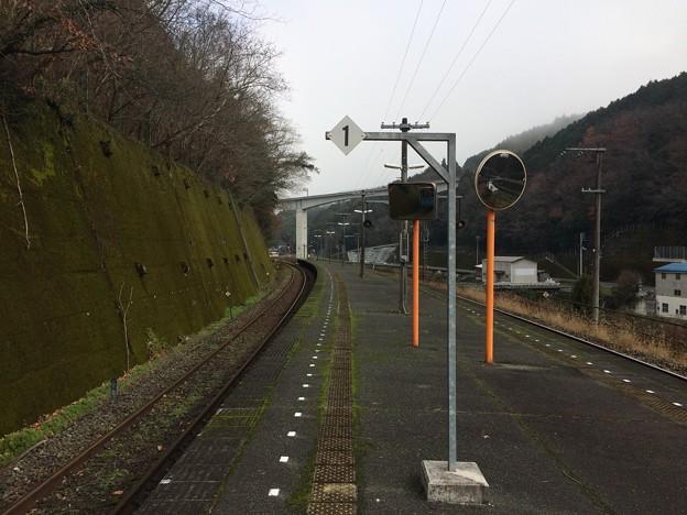 伊予立川駅1