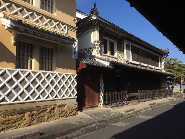 内子宿11 ~八日市の街並み1~
