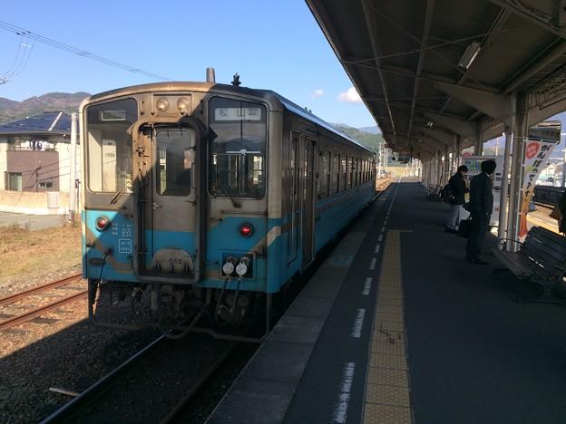 伊予大洲駅2