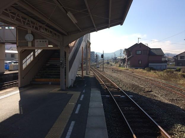 伊予大洲駅3