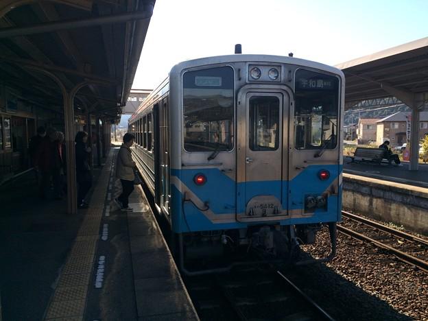 伊予大洲駅9