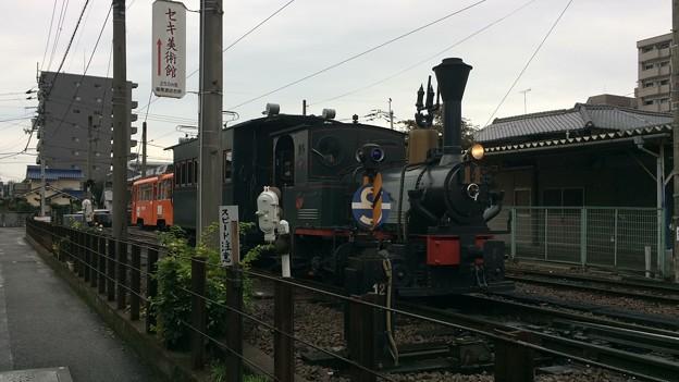 道後温泉駅20 ~坊っちゃん列車9~