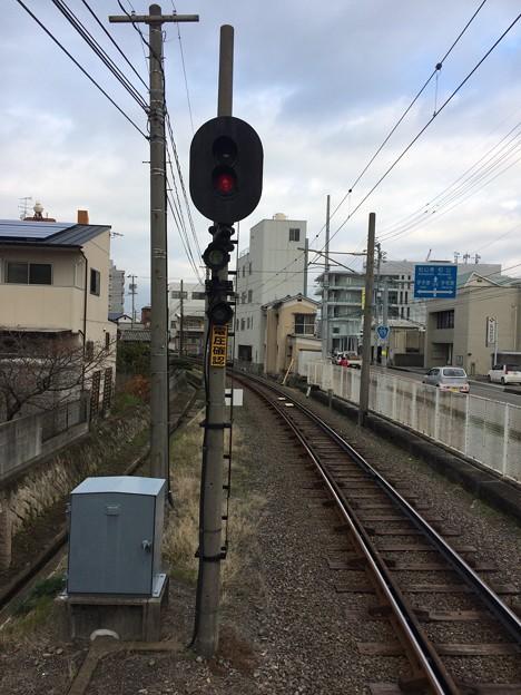 郡中港駅7 ~松山方面~