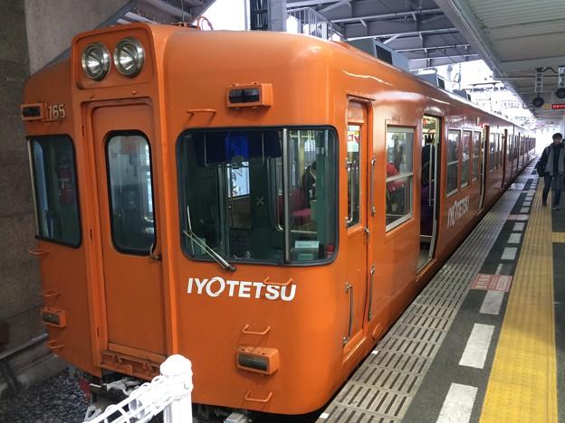 松山市駅8 ~到着~