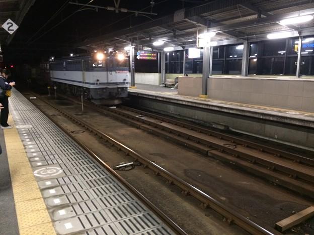 今治駅10 ~貨物列車~