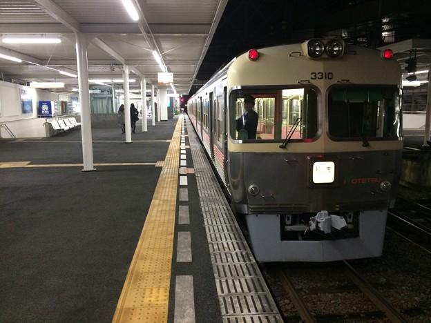 松山市駅14 ~高浜線高浜発松山市行き終電~