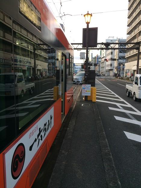 Photos: 本町六丁目電停4