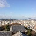 松山城からの眺め3