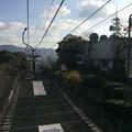 松山城ロープウェイ4