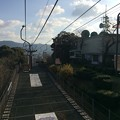 松山城リフト2