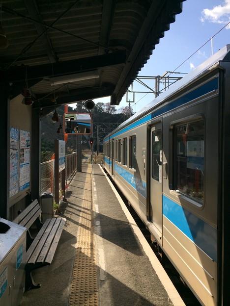 Photos: 大浦駅3