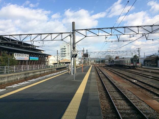 Photos: 伊予西条駅2