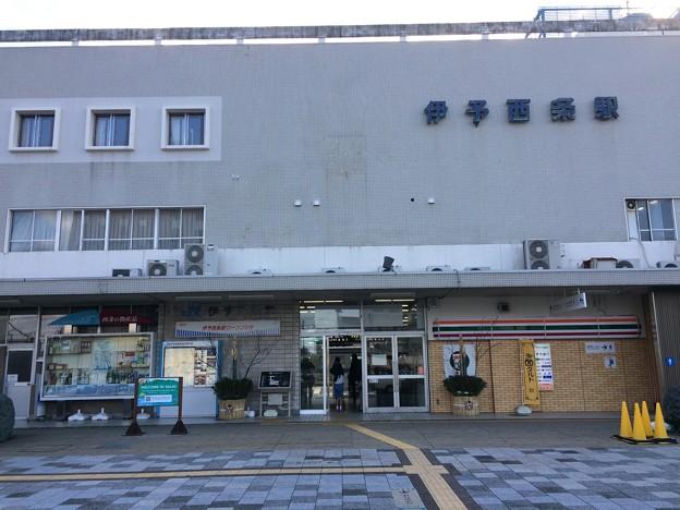 伊予西条駅6