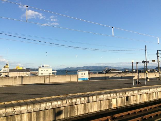 児島駅14