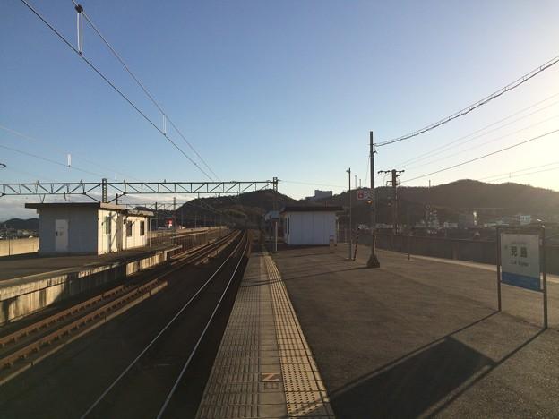 児島駅15