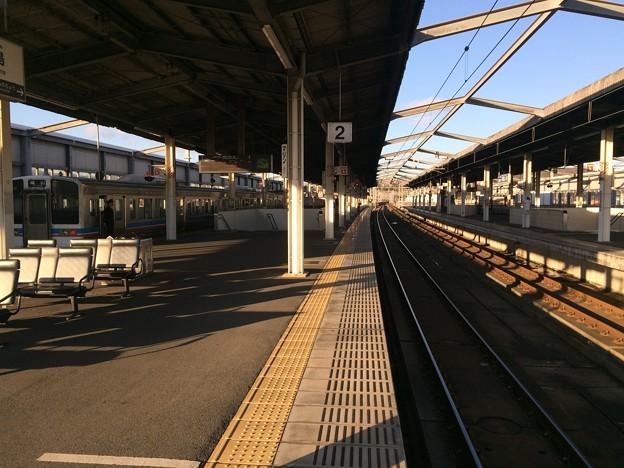 児島駅16