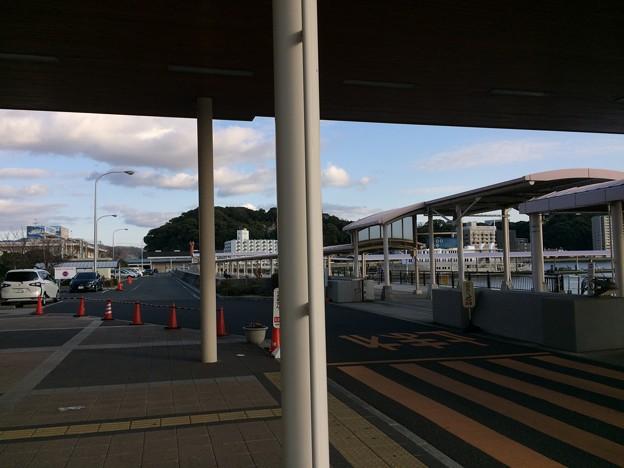 広島港電停10