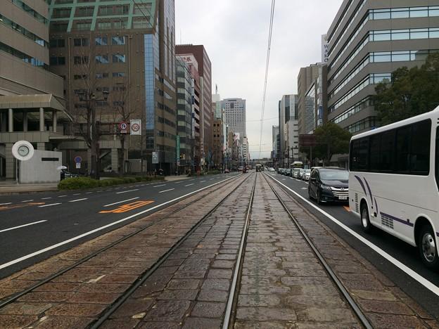 平和大通り3 ~広島電鉄本線1~