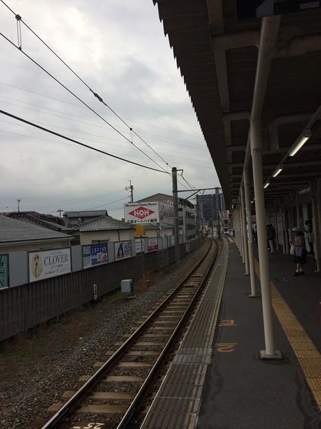 JR可部線大町駅2 ~広島方面~