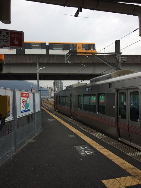 JR可部線大町駅7 ~発車1~