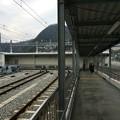 あき亀山駅3 ~車止~