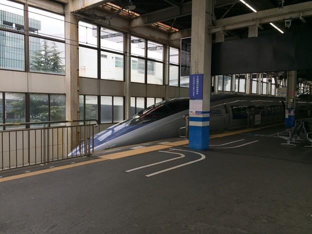 広島駅6 ~500系~