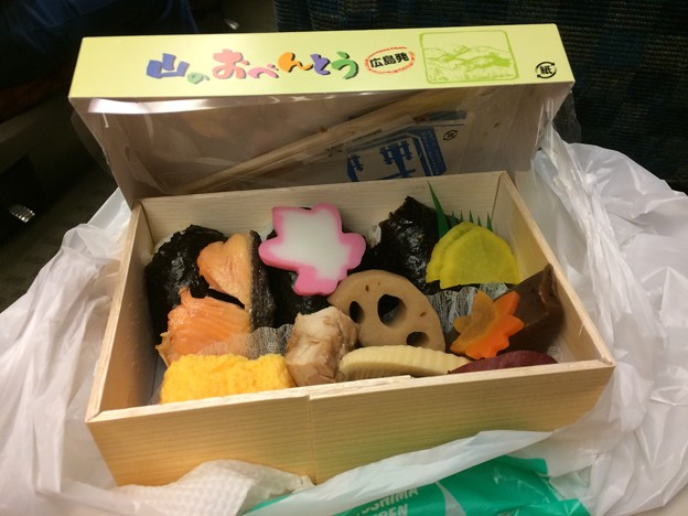 広島駅のお弁当2