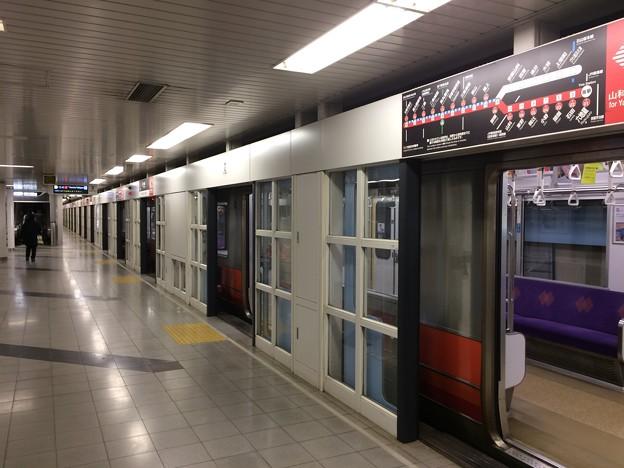 六地蔵駅1