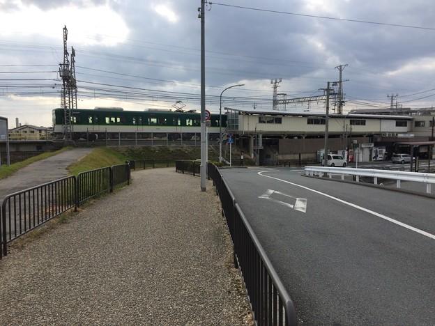 京阪六地蔵駅1