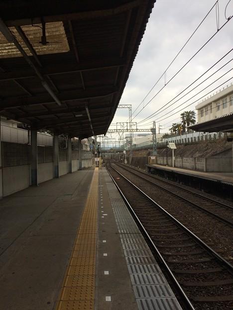 丹波橋駅2