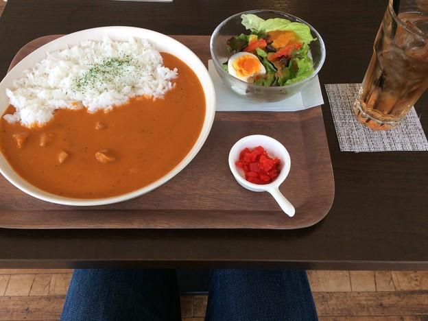 カレー@Street Cafe JR東日本大原駅前