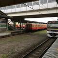 五井駅9 ~JRホーム2~