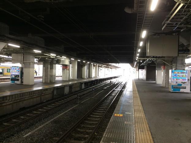 千葉駅2 ~外房線方面~