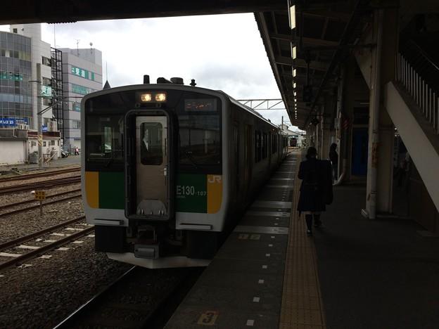 木更津駅1 ~久留里線に乗車~