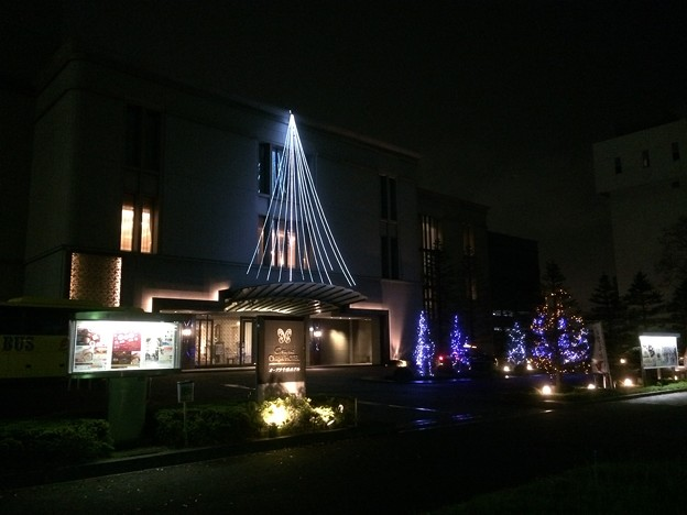 宿泊したホテル