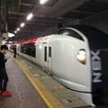 千葉駅12 ~成田エクスプレス入線~