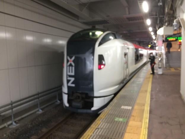 千葉駅14 ~成田エクスプレス千葉停車~