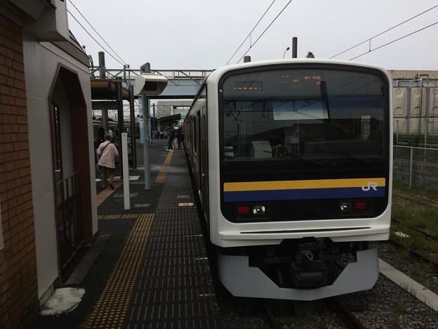 銚子駅1 ~到着~