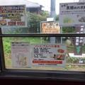 銚子電鉄11 ~車内広告@海鹿島駅~