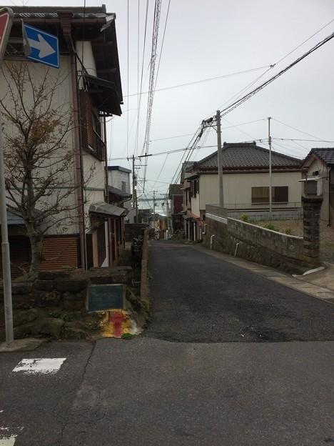 外川駅10 ~海へと至る道~
