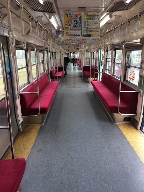 銚子電鉄 車内 ~銚子電鉄28 銚子駅4~