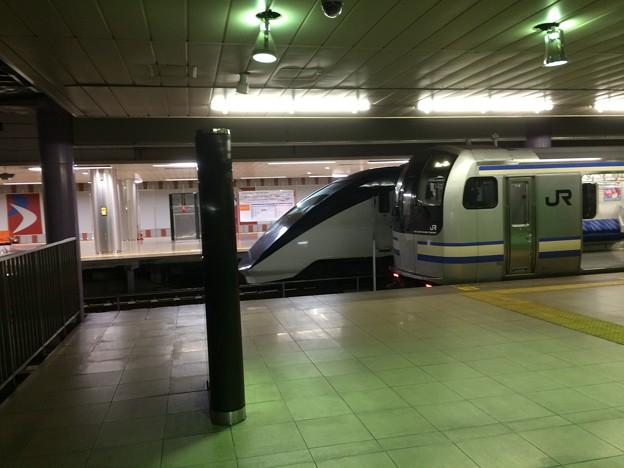 成田空港駅3